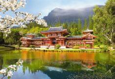 Castorland Puzzle Budhistický chrám Byodo-In 1000 dílků