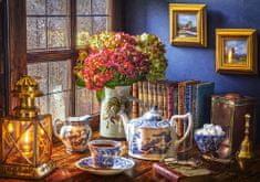 Castorland Puzzle Čas na čaj 500 dílků