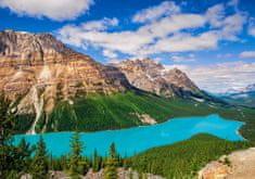 Castorland Puzzle Peyto Lake, Kanada 500 dílků