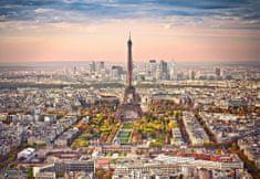 Castorland Puzzle Město Paříž 1500 dílků