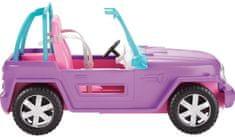 Mattel lutka Barbie kabriolet za plažo