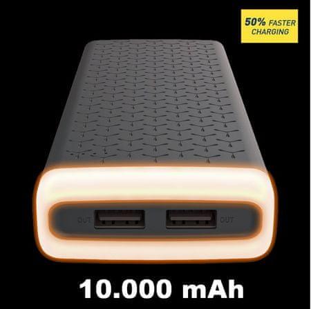 Platinet prijenosna baterija PowerBank, 20 000 mAh