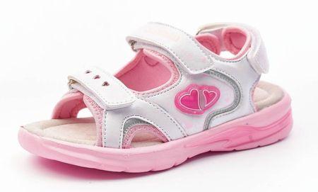 Wink sandały dziewczęce SE01948-2-2 31 różowe