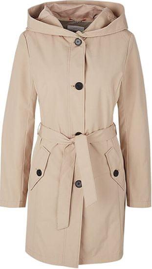 s.Oliver Dámsky kabát 05.002.52.7517 .8402 Brown (Veľkosť 36)
