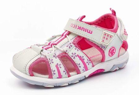 Wink sandały dziewczęce SG01007-2-1 28 różowe
