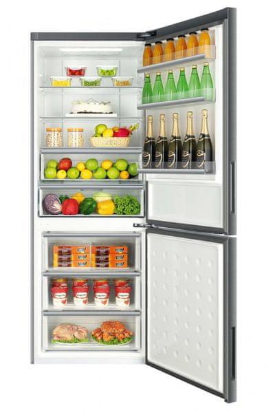 Hűtőszekrény Haier C3FE844CGJ