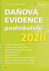 Jiří Dušek: Daňová evidence podnikatelů 2020