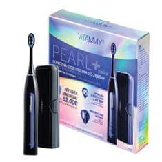 Vitammy PEARL + Sonický zubní kartáček s funkcí čištění, bělení a masáže