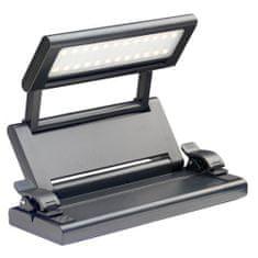 Stagg Stagg LED lámpa, Összecsukható - fekete színű
