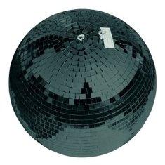 Eurolite Zrcadlová koule , průměr 75 cm, černá