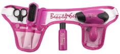 Teddies lepotilni set s sušilcem za lase in plastičnimi dodatki - Odprta embalaža1
