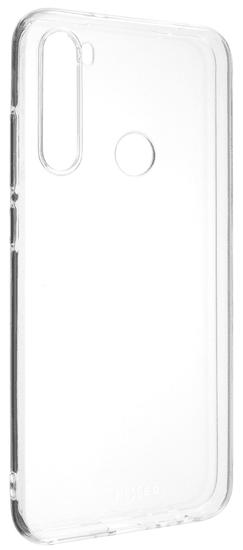 Fixed Ultratenké TPU gélové púzdro Skin pre Xiaomi Redmi Note 8T FIXTCS-455, číre - zánovné