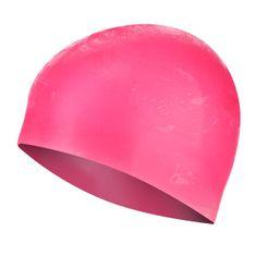 SPURT silikonová čepice se vzorem G-Type SC16, růžová