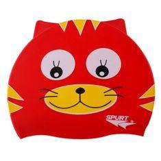 SPURT silikonová čepice, kočka