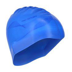 SPURT silikonová čepice G-Type men F206, modrá