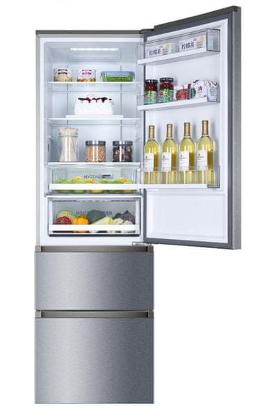 Hűtőszekrény Haier A3FE835CGJE