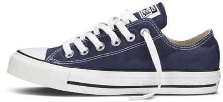Converse All Star Ox Navy 36