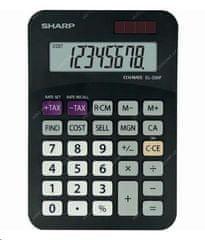 Sharp kalkulator EL330FBBK (SH-EL330FBBK)
