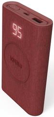 iOttie iON Wireless Go Power Bank CHWRIO106RD, červená