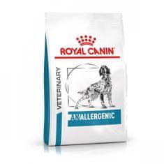Royal Canin karma weterynaryjna dla psów Veterinary Health Nutrition Dog Anallergenic 8 kg