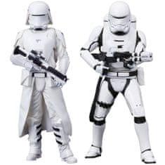 Figúrka Star Wars - Dvojbalenie First Order Snowtrooper and Flametrooper (ArtFX)