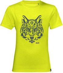 Jack Wolfskin dětské tričko BRAND T KIDS