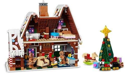 LEGO Creator Expert 10267 Perníková chalúpka