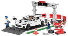 Cobi 24567 Maserati Gran Turismo GT3 Racing set