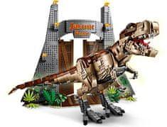 LEGO Jurassic World 75936 Jurský park: Vyčíňanie T. rexa