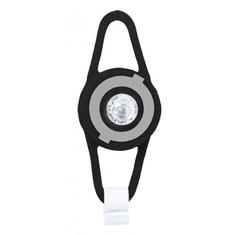 Globber Diódové LED svetielko čierne