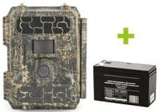 Oxe Panther 4G, külső akkumulátor és tápkábel + 32GB SD kártya és 12db elem AJÁNDÉKBA!