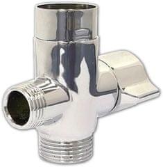 Samplus Prepínač sprchy s keramickým vrškom D 314