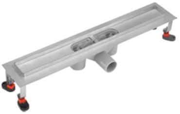 Samplus Lineárny podlahový žľab SAMPZ1/700M