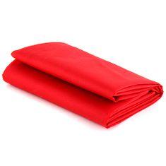 Eurolite Návlek na kužeľ Eurolite, výška 3m, červený