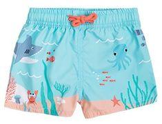 Losan chlapecké plavecké šortky
