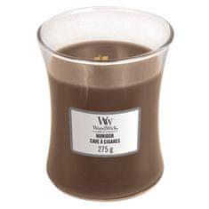 Woodwick vonná svíčka Humidor (Pouzdro na doutníky) 275 g