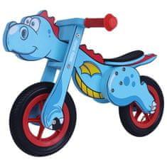 MILLY MALLY Gyerek futóbicikli Milly Mally Dino Mini blue
