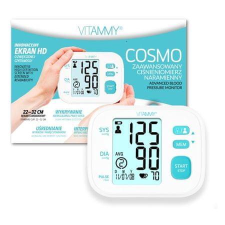 Vitammy COSMO vállmérő, fehér színű