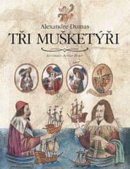 Alexandre Dumas: Tři mušketýři
