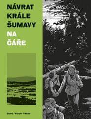 Ondřej Kavalír: Návrat Krále Šumavy - Na čáře