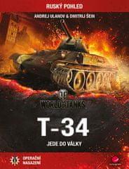Andrej Ulanov: T-34 jede do války - Operační nasazení