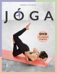 Amiena Zyllaová: Jóga - obsahuje DVD s 4 cvičebními programy