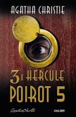 Agatha Christie: 3x Hercule Poirot 5