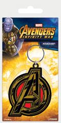 Avengers Přívěsek na klíče Avengers - Symbol