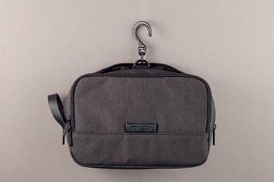Potovalna torbica XD Design toaletna torbica (P703.061) kavelj za obešanje