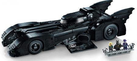 LEGO Super Heroes 76139 Batmobil