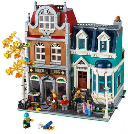 LEGO Creator 10270 Könyvesbolt