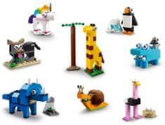 LEGO Classic 11011 Kocke i životinje