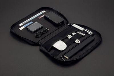 puzdro XD Design Organizér pre elektronické vybavenie (P788.011) Vnútorný organizér