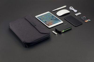 puzdro XD Design Organizér pre elektronické vybavenie (P788.011) vrecko na tablet